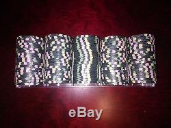 100 Double Down Saloon (Washington) Paulson black $100 Casino Poker Chips WOW