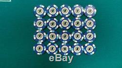 1100 Paulson Casino De Isthmus City- James Bond Poker Chip Set