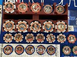2005-06 Topps NBA Poker Chip Themed Complete Set. See Description