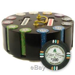300Ct Custom Claysmith Bluff Canyon Chip Set in Carousel