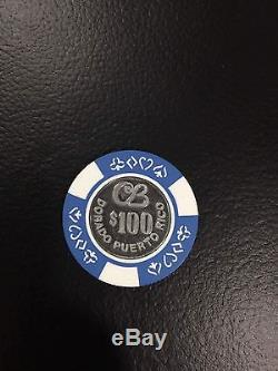 450 Paulson Classic Poker Chip Set