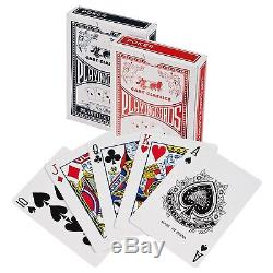 500 Dice Casino Style 11.5-Gram Poker Chip Set With Aluminum Case Game Night
