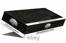 500 Piece Texas Holdem Poker Chips Set With Large Aluminium Case