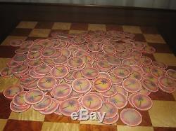 500 Sun Cruz Casino Poker Chips Set SunCruz Lot Made by Chipco