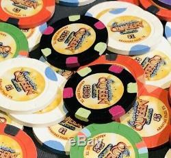 Aransas Queen Casino Poker Chip Set Aransas Pass, Tx