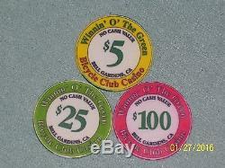 Bicycle Club Casino 500pc Set