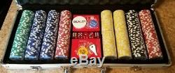 Budweiser Poker Chip Set
