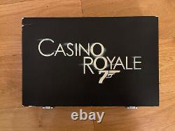 Casino Royale Cartamundi Luxury Poker Set Official