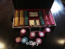 Casino Royale Poker Chip Set Bond Movie
