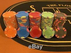 Classic Poker Chip Set Paulson Like