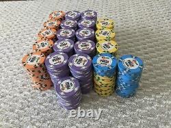 Custom Ceramic Poker Chip Set (411)