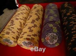 Desert Sands 10 Gram Ceramic Poker Chips Set of 400