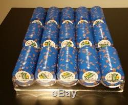 Dunes Casino Clay Poker Chip Set (950 pcs.)