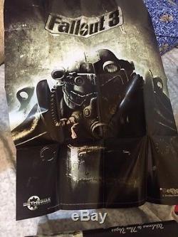 Fallout New Vegas Launch Kit Poker Chips 3 Vault Boy Complete Set Rare 4