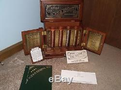 Franklin Mint Aces and Eights Poker Set