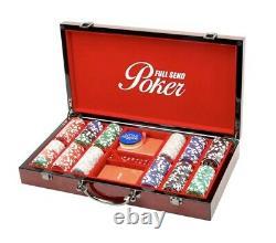Full Send Poker Set Nelk UNOPENED Ships Immediately