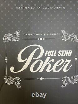 Full Send Poker Set Nelkboys Read Description