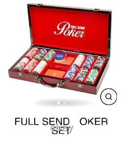 Full send Poker Set