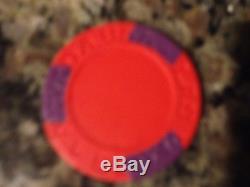 GORGEOUS 730 Piece Custom Poker Chip Set WithCustomization Kit! 13g Unused