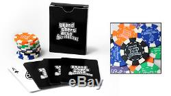 Grand Theft Auto San Andreas GTA Playing Cards Deck AND POKER CHIPS SET NEW