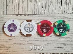 Horseshoe Casino Paulson poker chips Southern Indiana (Elizabeth Indiana)