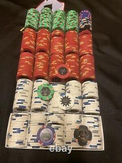 Horseshoe Cincinnati 500 Paulson Chip Set