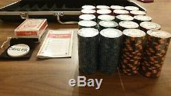 James Bond 50th Anniversary 500 Chip Numbered Poker Set Cartamundi Collectable