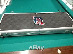 MLB Detroit Tigers Poker Chip Set Upper Deck RARE NEW NEVER USED