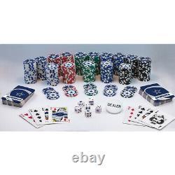 MasterPieces NFL Dallas Cowboys 300-Piece Poker Chip Set