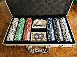 Milwaukees Best Light Beer World Series Of Poker Set