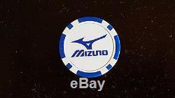 Mizuno JPX-850 right-handed iron set withMizuno Poker Chip