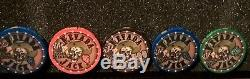 Nevada Jack Poker Chip Set 300 pc