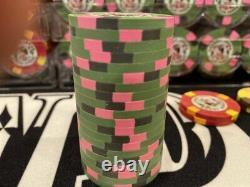 Nevada Jacks Clay Poker Set (By BCC)