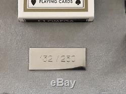 Omega Casio Royale James Bond Poker Chip Set Briefcase Limited Edition
