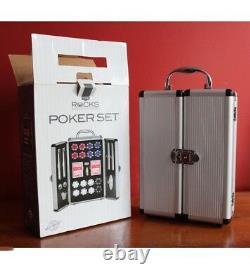 POKER SET The Rocks Barware Collection Poker Set by Bar Butler