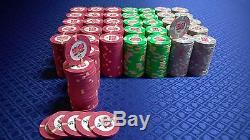 Paulson Casablanca Casino Poker Chip Set