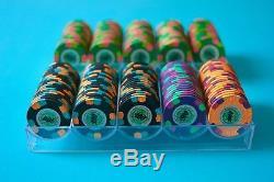 Paulson Chips Casino de Isthmus (James Bond) set of 203