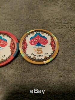 Paulson Garden City Poker Chip Set