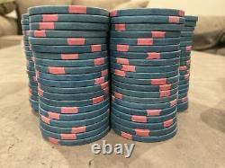 Paulson Kenmore Lanes $1 chip set (320 Total Chips)