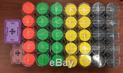 Paulson Semi Custom Hot Stamp Cash Set