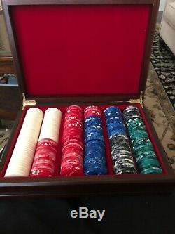 Poker chips Custom Set