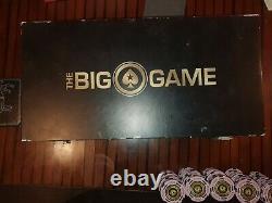 PokerStars Big Game Limited Edition poker chip set 299pcs