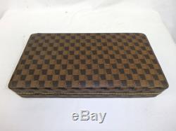 Psycho Bunny Poker Chip Set 300 Chips 2 Decks of Cards In Hard Case Sealed