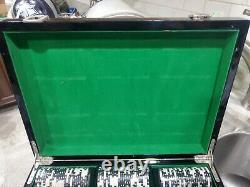 Rare New In Box Hbo Boardwalk Empire Promo Poker Chip Set Case Read Description