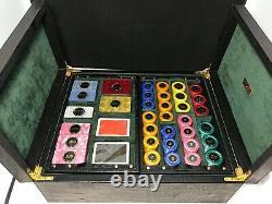 Renzo Romagnoli Official Roulette / Poker Set