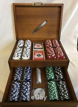 Restoration Hardware Poker Set. Mostly All Still Sealed. Excellent Condition