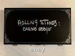 Rolling Stones Casino Boogie Poker Chip Set- New, Unopened