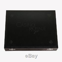 S. T. Dupont 007 Casino Royale Original Poker Set New In Box
