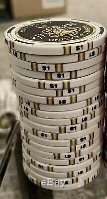 Set Of Chipco Poker Chips