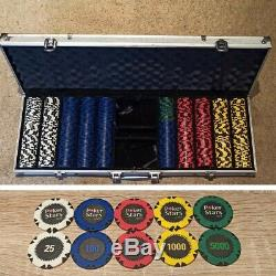 Set Of Chips Pokerstars. Net Casino/poker Chips Great Condition